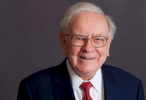 Philanthropist Warren Buffet