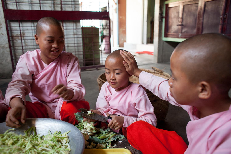 Convent, Myanmar