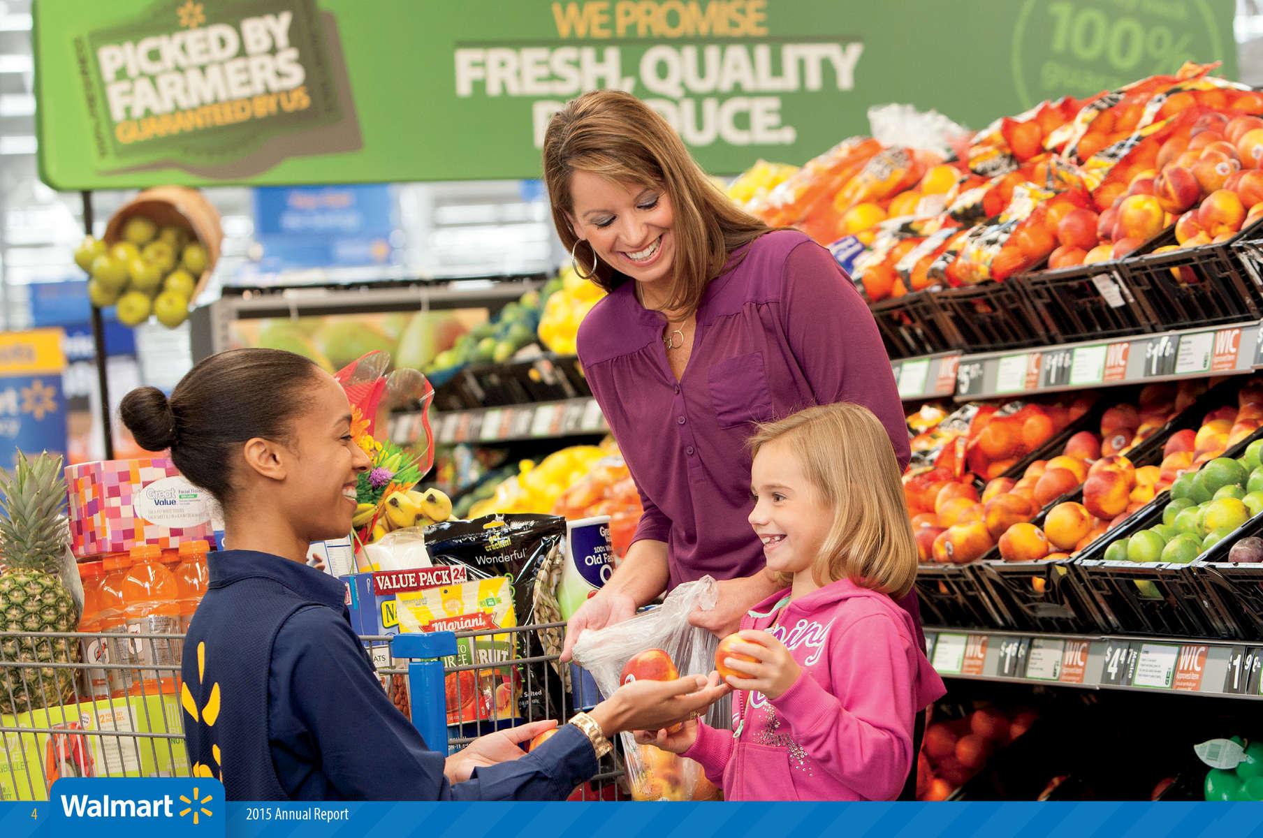 Walmart Annual Report