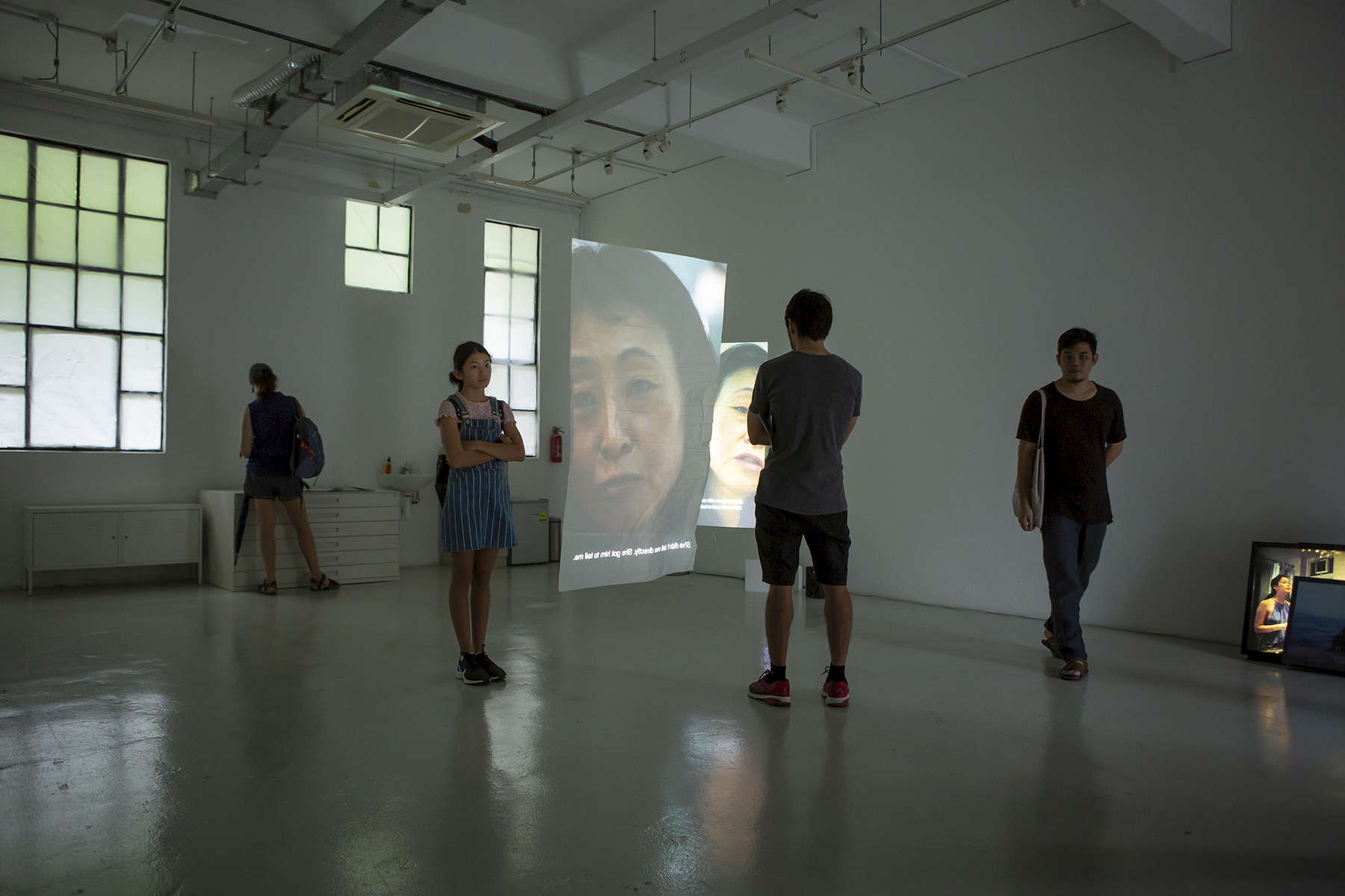 I will be holding a conversation withh Fangtze Hsu titled Seeing Another: Working with and through Representation at NTU CCA at Gillman Barracks, Singapore on Sept 10, 2019, 7pm.Image: Studio of Wei Leng Tay, Residencies OPEN, 29 and 30 June 2019. Courtesy NTU CCA Singapore.