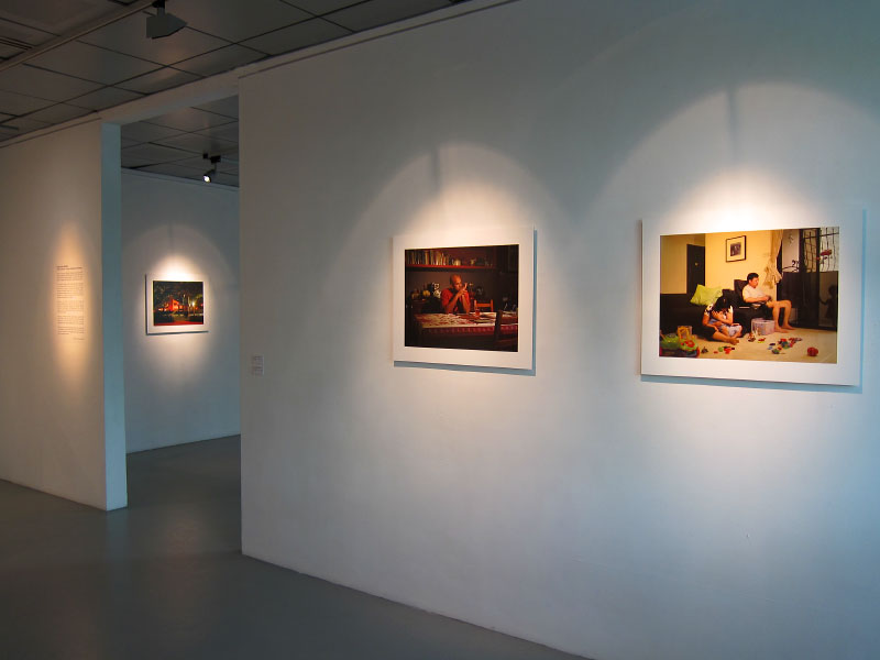 Slow Cool Breezes, Alliance Francaise Gallery, Month of Photography Asia. June -July 2010.