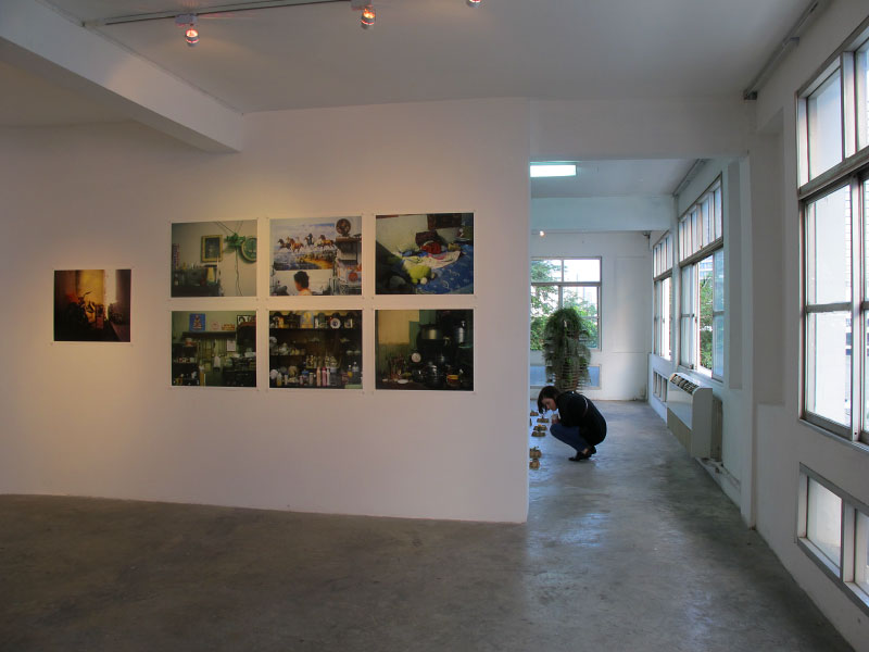 Grid Versus Chaos, VER Gallery (in conjunction with Para/Site Art Space), Bangkok. January-February 2010.