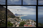 The view from James house, Favela Vidigal