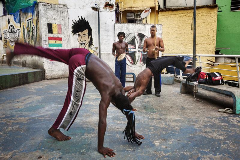 Capoeira - Favela Rocinha
