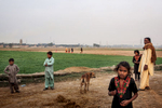Sheikhupura , the poor and rural area where Atlas Honda Campus is located.