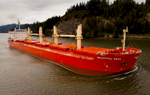 Beautiful Rena Sails Columbia River