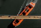 m/v Captain V. Livanos arrives maiden voyage Los Angeles