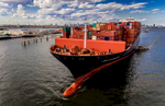 Zim Antwerp Arrives NYC Assisted by McAllister Towing