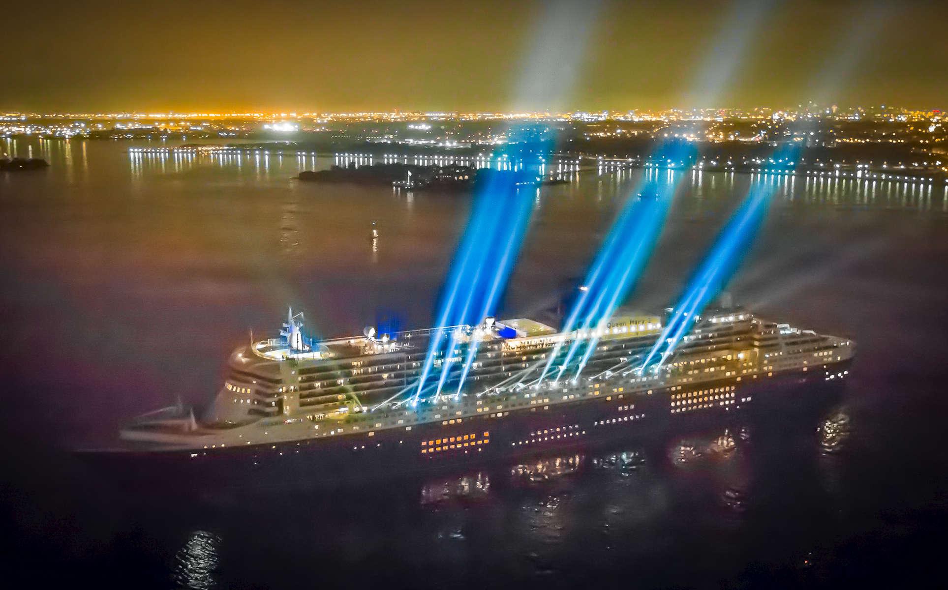 Cunard Line 175th Anniversary