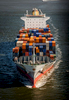 Blue Marlin, Dockwise Heavy Lift Vessel Loads Tugs