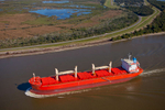 Captain Harry Sails Towards New Orleans