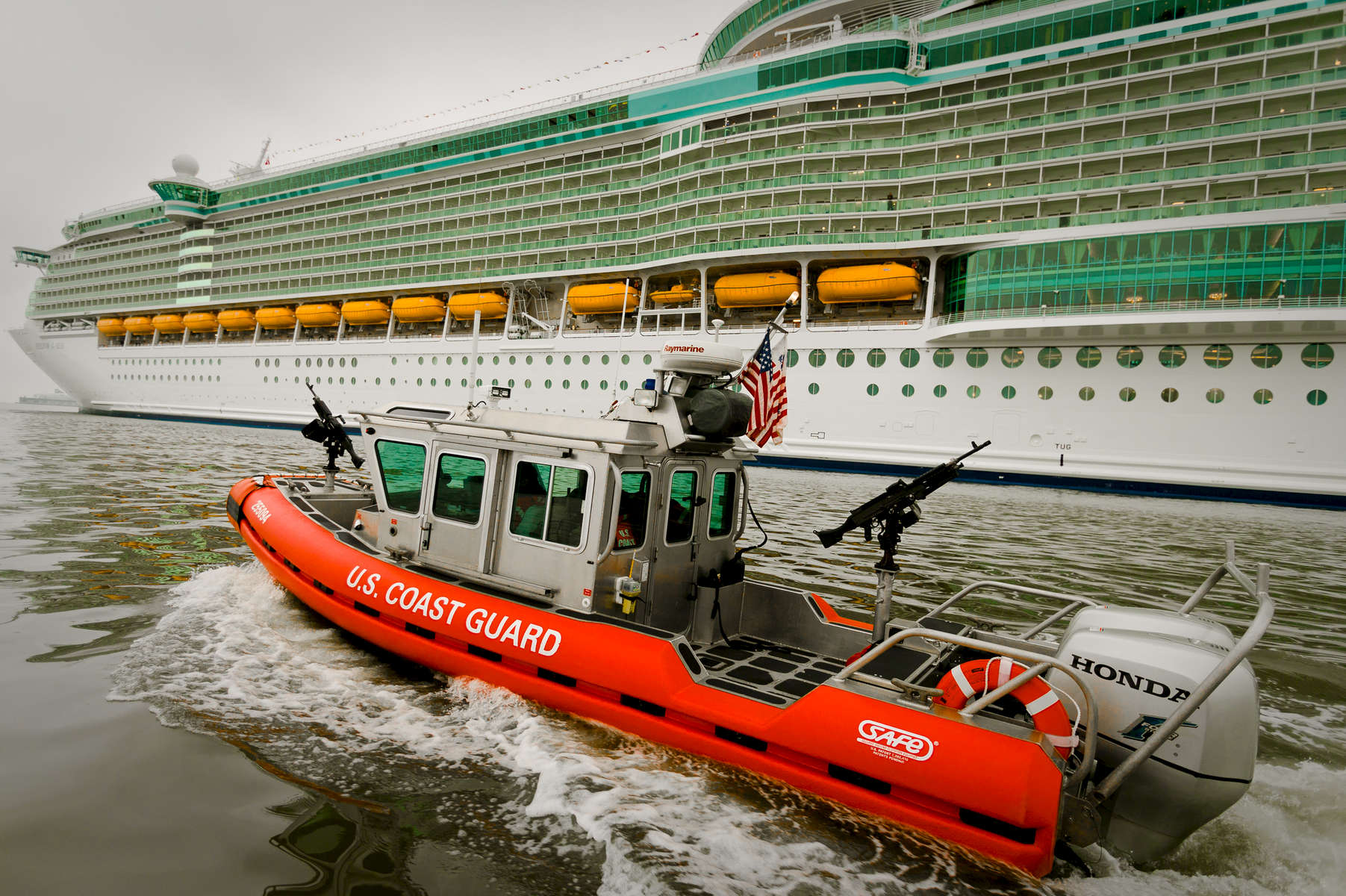 MSST USCG-Freedom of the Seas