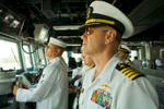 Fleet Week aboard USN Destroyer Oscar Austin, May 23, 2007