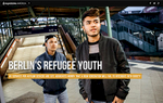 Berlin Refugee Youths, 2015.