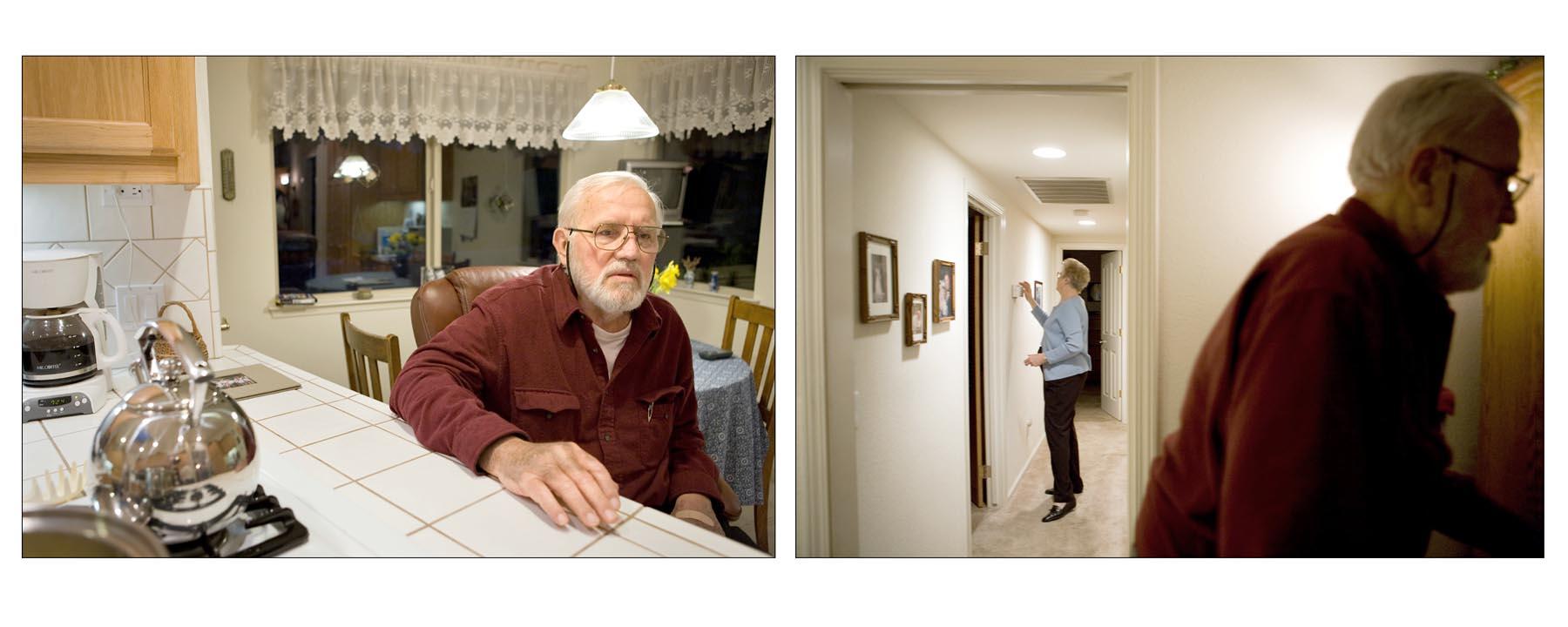 New diagnosis of Mild Cognitive Impairment.Nevada City, CA