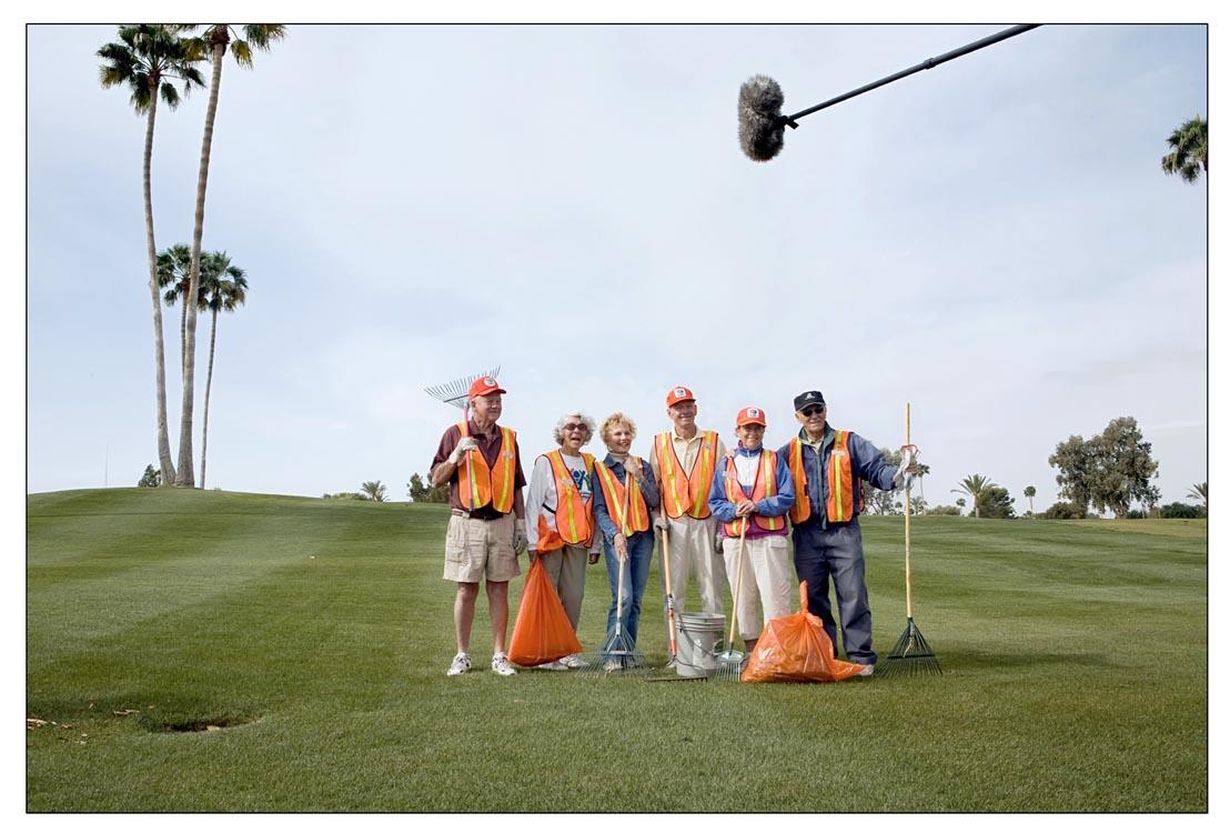Neighborhood volunteer corps.Sun City, AZ