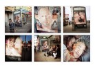 The Graying of AIDS project produced a series of bus shelter ads for HIV/AIDS research and advocacy org ACRIA. The campaign ran for the month of May, 2014, and could be seen in over 30 locations throughout Brooklyn, Queens, the Bronx and Manhattan.