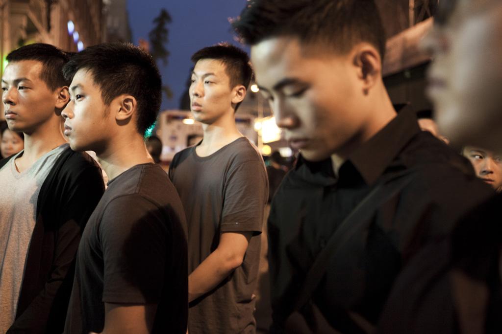 Second anniversary vigil for Private Danny Chen.