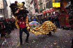 Year of the Horse: Chinatown Community Young Lions.