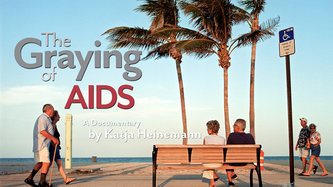 Thanks to advances in medical treatment, people are living longer with HIV. As of 2015, half of those living with the virus in the United States are estimated to be over the age of 50. As the population of older Americans at risk for—or living with—HIV/AIDS grows, the daily realities and challenges of their lives remain largely invisible in our youth-oriented culture.The Graying of AIDS is a web documentary and educational campaign based on portraits, video and oral histories of long-term survivors and older adults who contracted HIV later in life. Combined with HIV/AIDS public health tools, it aims to increase awareness, sensitivity, and collaboration among care-giving professionals. View the project website.Read an op ed in POZ Magazine about the project.Sampler of interviews with LGBT longterm survivors.View a write-up on TIME LightBox and read the original 2006 essay in Time Magazine (paywall).