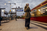 "In Berlin, where many Muslim girls wear pants, the combination of headscarf and a modest, long skirt that Summaya has been wearing since age 13 stands out. Her history teacher told her that she'd never be able to find an Ausbildungsstelle, a place in a vocational training program, wearing the hijab. ""It's a scary thought. But if someone from a different country came to my country, wearing pants, I would also think, 'hey, why is she dressing like this?' And that's why I understand the Germans. But I can't take the scarf off any longer, I'd feel too ashamed. Around boys. Women are allowed to see me."" The headscarf serves as a symbolic reminder of being different, of standing out, of feeling foreign. Especially in the beginning, when she understood only a few words of German, Summaya felt a constant insecurity: ""What are they saying about me?"" There were times when she felt threatened. But things are slowly getting better, especially after she moved to a different part of town and switched schools. ""They understand me when I am saying something. And we're having fun. Before, whenever I didn't know how to do something, I just let it go. Now I want to show that I can do stuff. I participate, I try new things. Because I want to live here. Not look German, but learn like a German."""