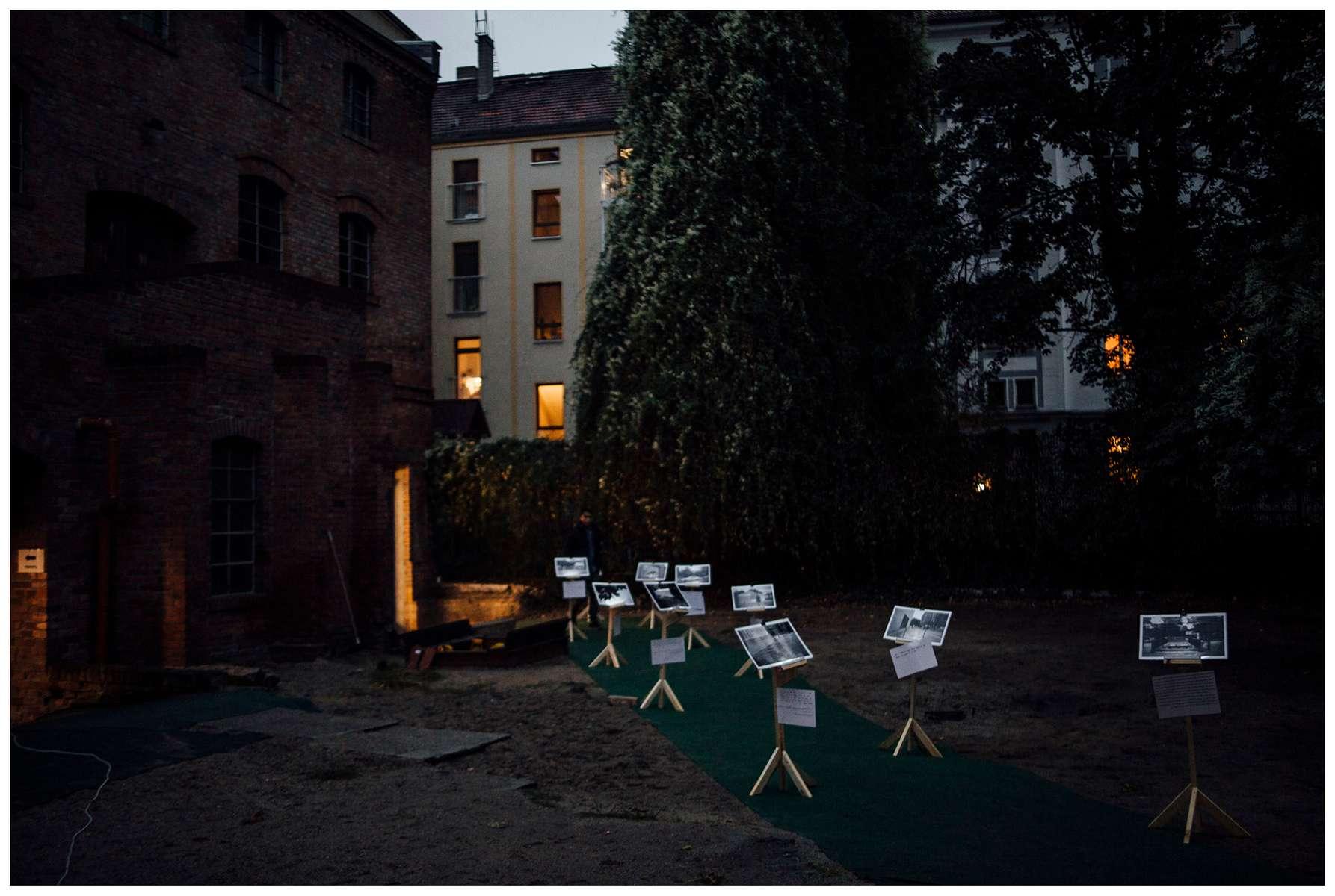 Box Freiraum, Berlin, September 2016