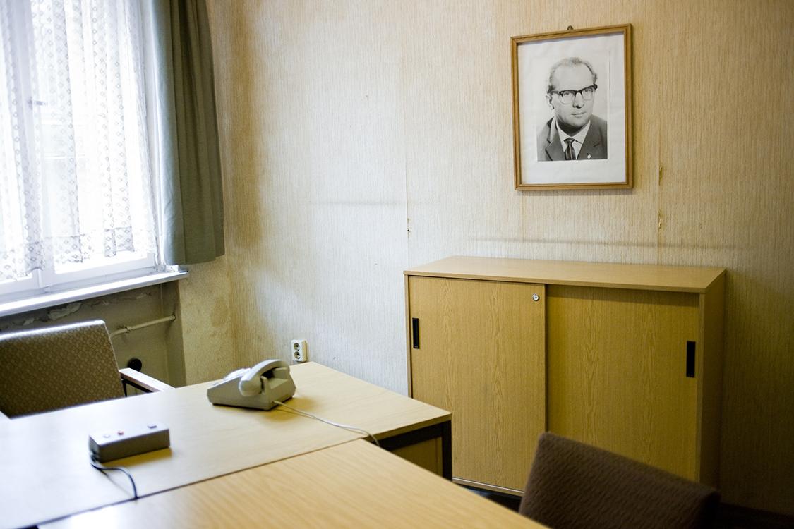 Stasi Jail Hohenschönhausen