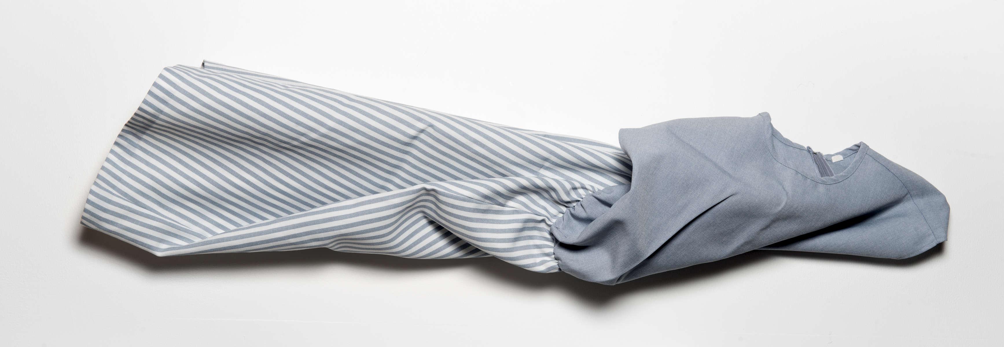Lying-Down-Blue-Gray-Dress_7630