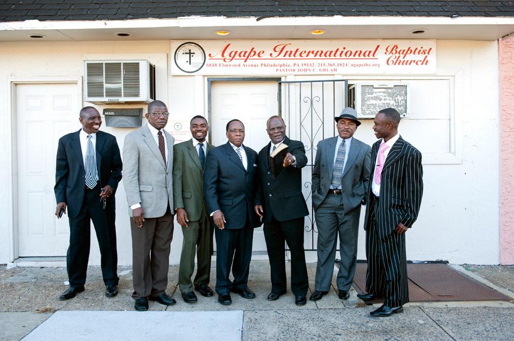 Agape International Baptist Church