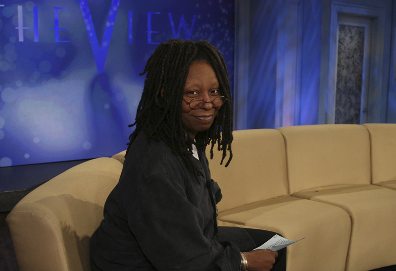 Whoopi Goldberg{quote}The View{quote}  ABC Television