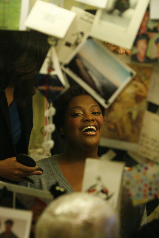 Sherri Shepherd{quote}The View{quote} behind the Scenes at {quote}Mary Poppins{quote}