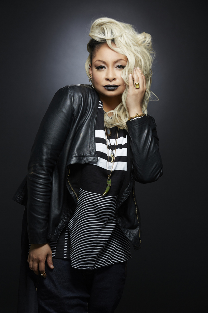 THE VIEW - Raven-Symone´ is a co-host on ABC's {quote}The View.{quote}   {quote}The View{quote} airs Monday-Friday (11:00 am-12:00 pm, ET) on the ABC Television Network.    (ABC/Heidi Gutman) RAVEN-SYMONE´