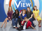 THE VIEW - {quote}The View{quote} is the place to be heard ! Season 19 delivers live broadcasts five days a week with a dynamic team of panelists led by moderator Whoopi Goldberg, with co-hosts Joy Behar, Candace Cameron Bure, Michelle Collins, Paula Faris and Raven-Symone´.  {quote}The View{quote} airs Monday-Friday (11:00 am-12:00 pm, ET) on the ABC Television Network.    (ABC/Heidi Gutman)CANDACE CAMERON BURE, WHOOPI GOLDBERG, RAVEN-SYMONE´, JOY BEHAR, MICHELLE COLLINS, PAULA FARIS