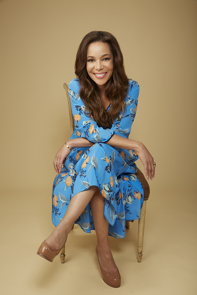 THE VIEW - Sunny Hostin portrait - 6/28/17Sunny Hustin co-hosts ABC's {quote}The View{quote}, Monday-Friday, 11 a.m. - 12 noon, ET, on the ABC Television Network.  VW17(ABC/Heidi Gutman)SUNNY HOSTIN