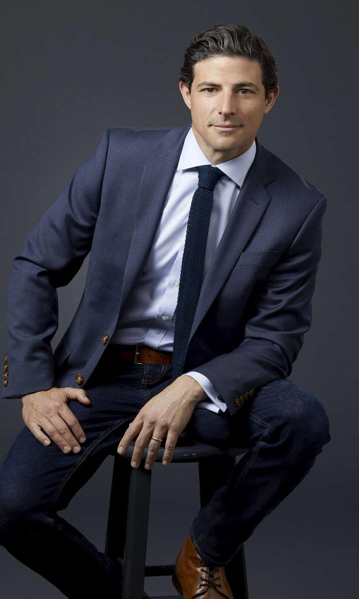 ABC NEWS  - Matt Gutman(ABC/Heidi Gutman)