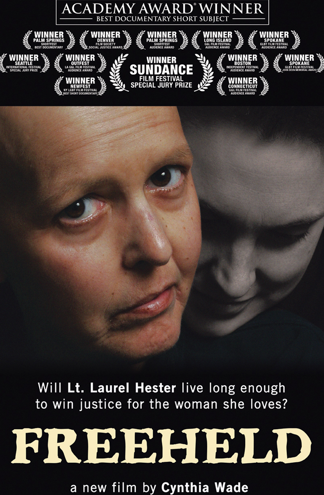 Laurel Hester and Stacie Andree: Movie Poster