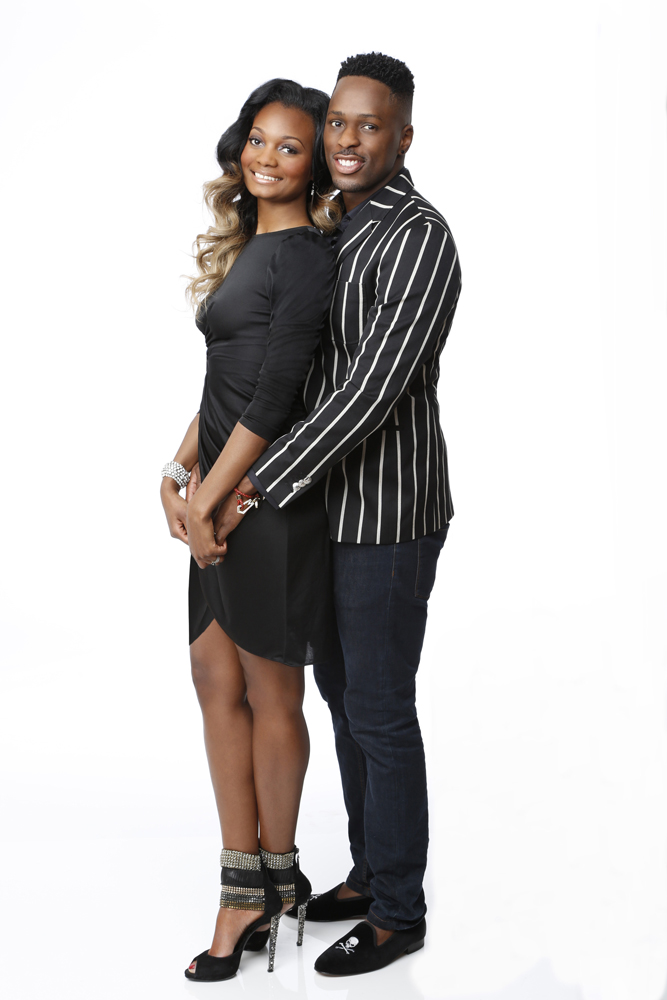 Kimberly V. Gedeon and Alaska Gedeon, {quote}Newlyweds The First Year{quote}-- Bravo TV
