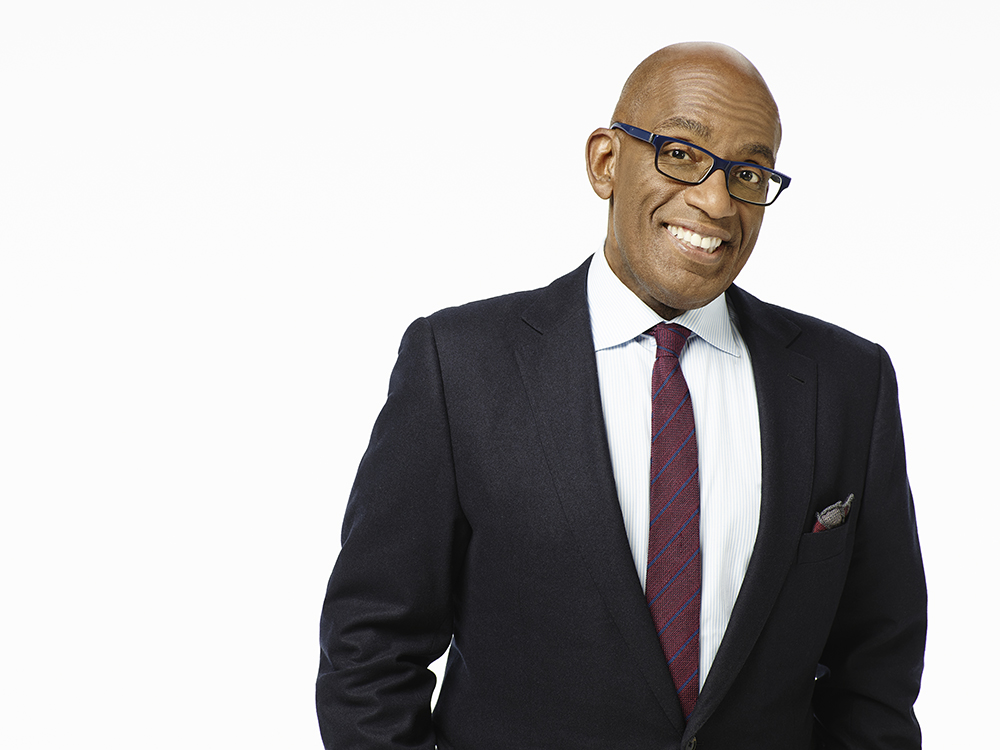 THE MORE YOU KNOW -- Season: New York, 2015 -- Pictured: Al Roker -- (Photo by: Heidi Gutman/NBC)