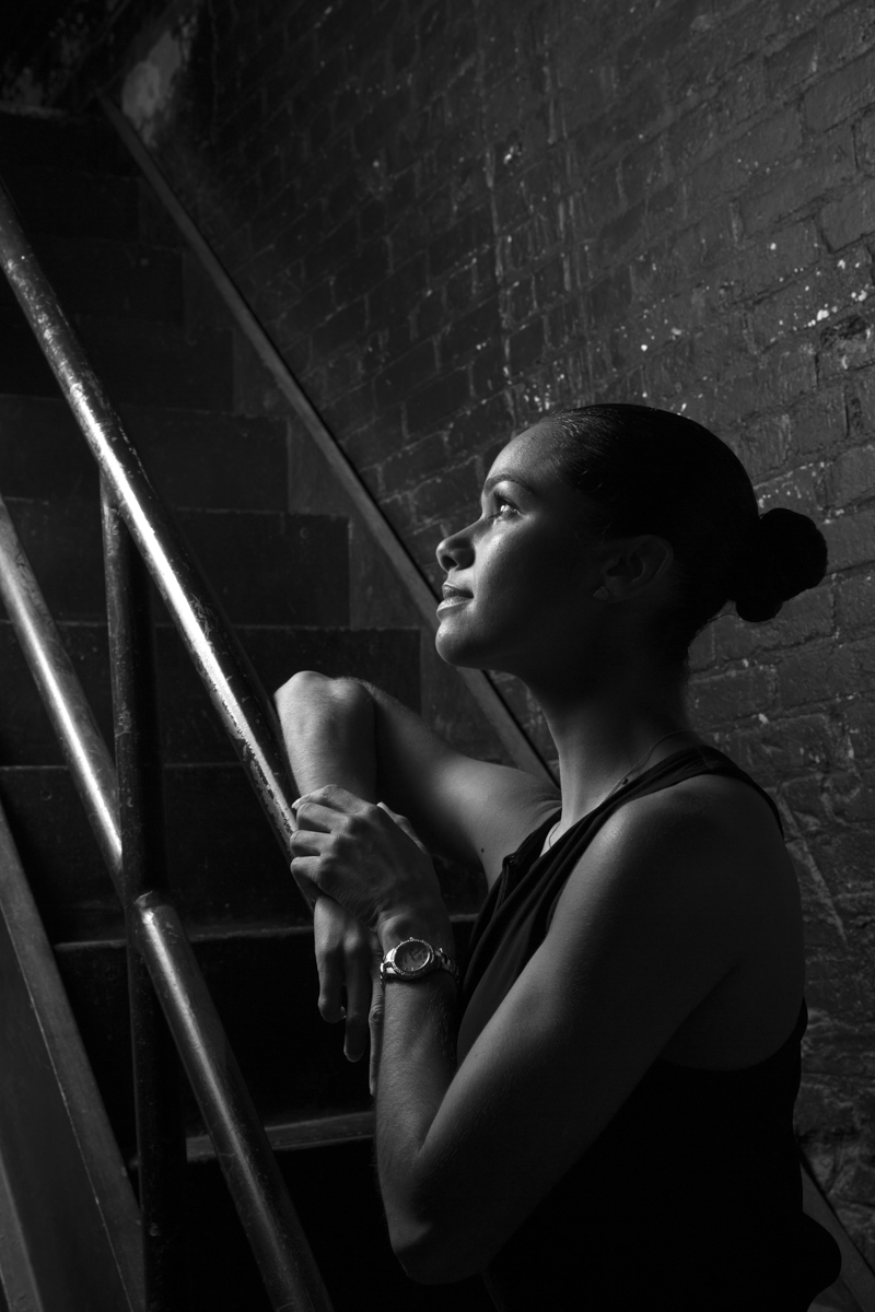 Misty Copeland for ABC News.