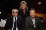 Martin Scorsese, Cyntian McFadden, Leonardo DiCaprioABC News