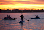 A selection of Molly\'s favorite images from 2014.An image from CC Kayak Adventures\' Full Moon Paddle near Fort Pierce on Saturday, August 9, 2014. (MOLLY BARTELS/TREASURE COAST NEWSPAPERS)