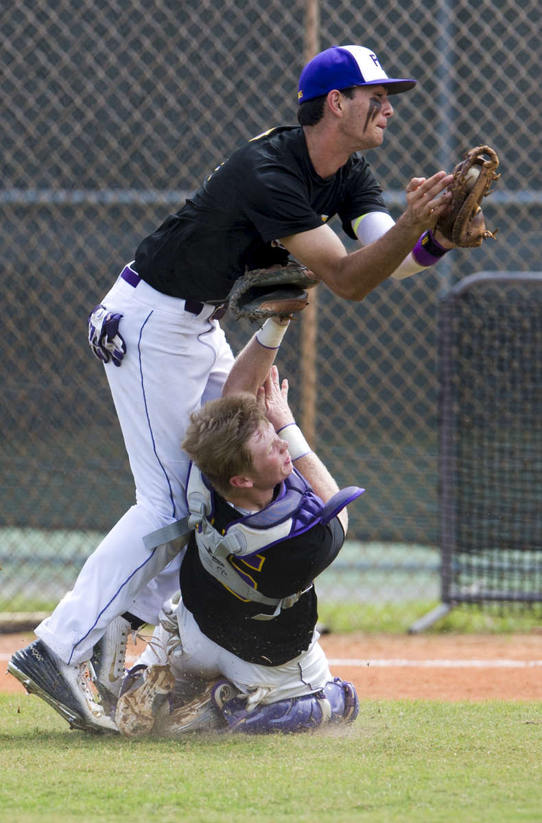 during a game Tuesday at Fort Pierce Central High School in Fort Pierce.(MOLLY BARTELS/TREASURE COAST NEWSPAPERS) To see more photos, go to TCPalm.com CQ,Taken: Wednesday, March 11, 2015