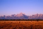 Teton Range, Grand Teton National Park, WY