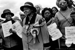 Members of the ANC Women's League at Sibongile Mokoena's funeral. PLACE: SowetoDATE: November 2003