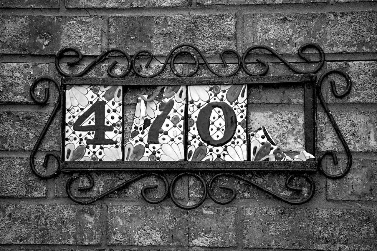 Address, Garland