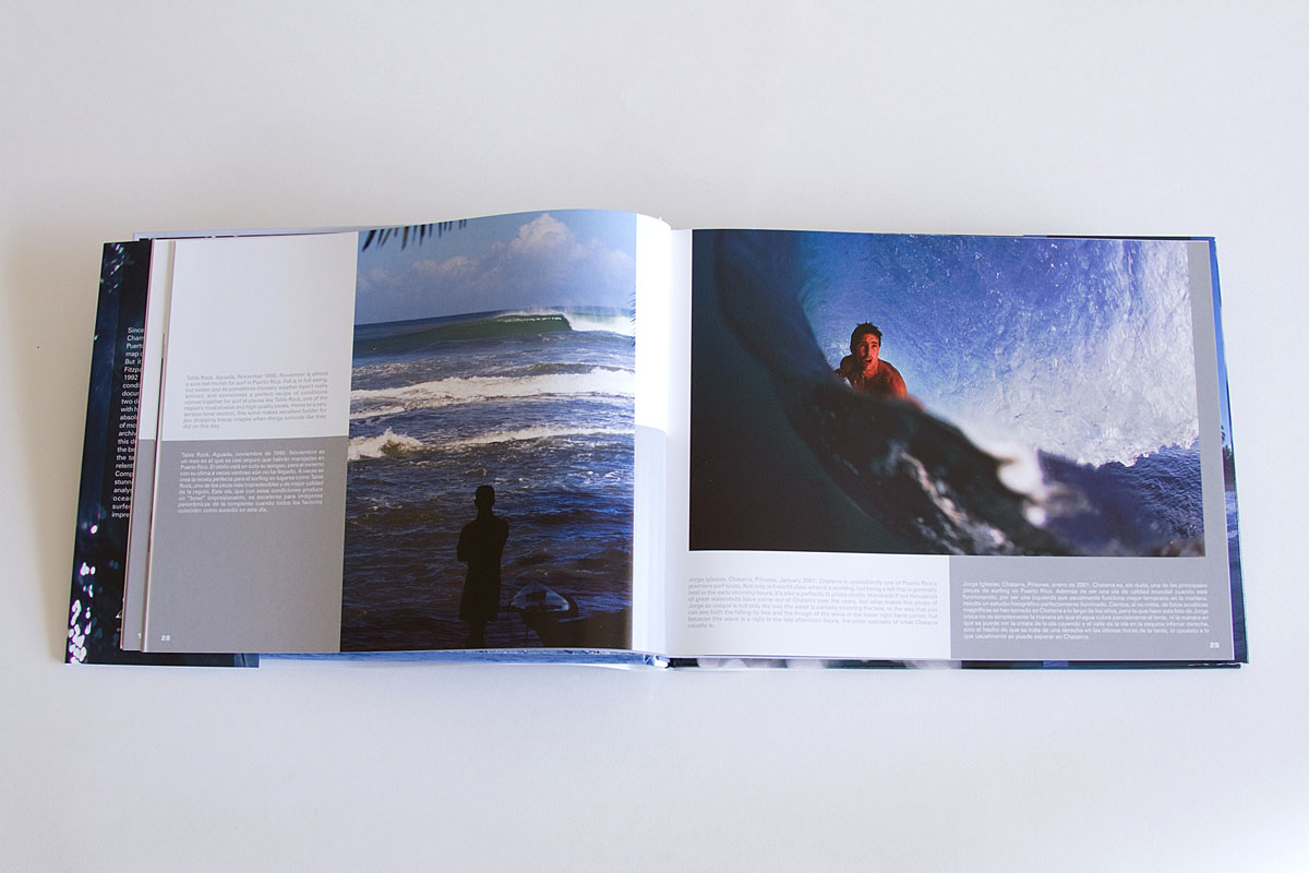 You'll also find alluring lineups of some of the island's best surf breaks as well as some of the best watershots I achieved over the two decades that I swam these waters.Click here to purchase.