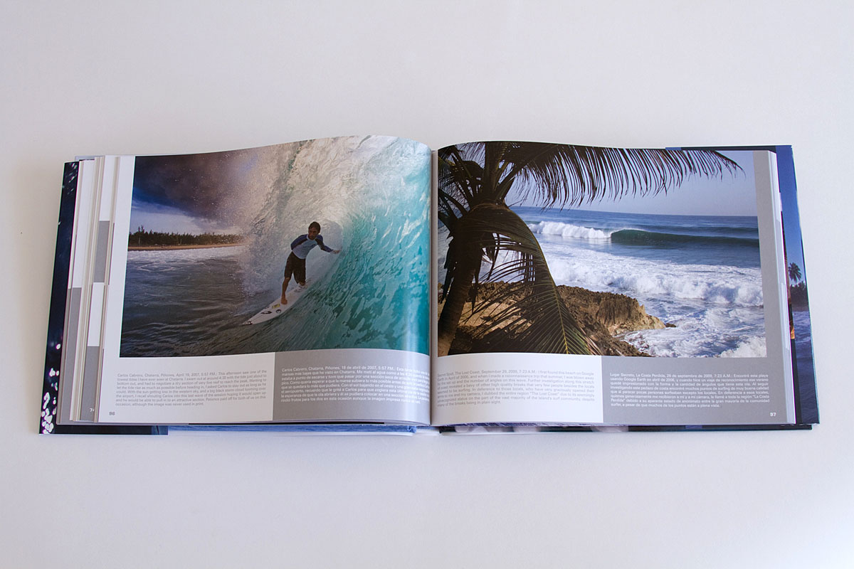 You'll see images of the best known surf breaks in Puerto Rico as well as many that you likely never knew existed.Click here to purchase.