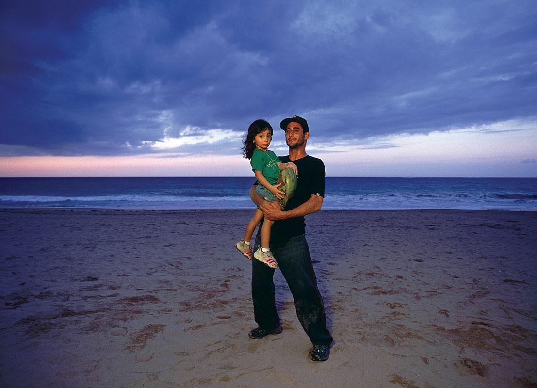 Carlos & Habanna Cabrero, Ocean Park, Puerto Rico