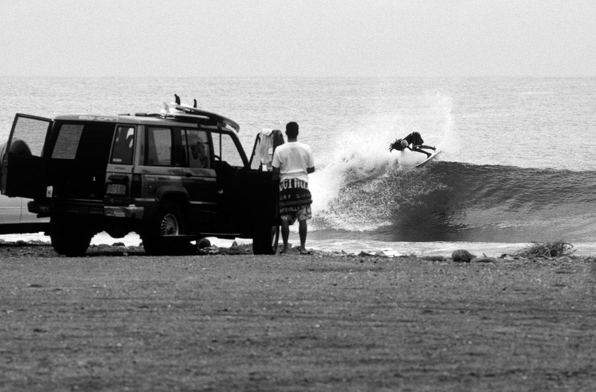 Client: SURFER Magazine