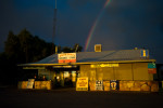 The only grocery store within a 300km radius stocks the strict minimum for locals and travellers. White Cliffs, New South Wales